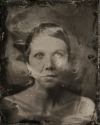 Maggie Gyllenhaal 2 tin type high quality picture