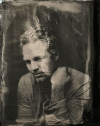 Mark Ruffalo tin type high quality picture