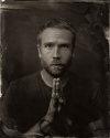 Mark Weber tin type high quality picture