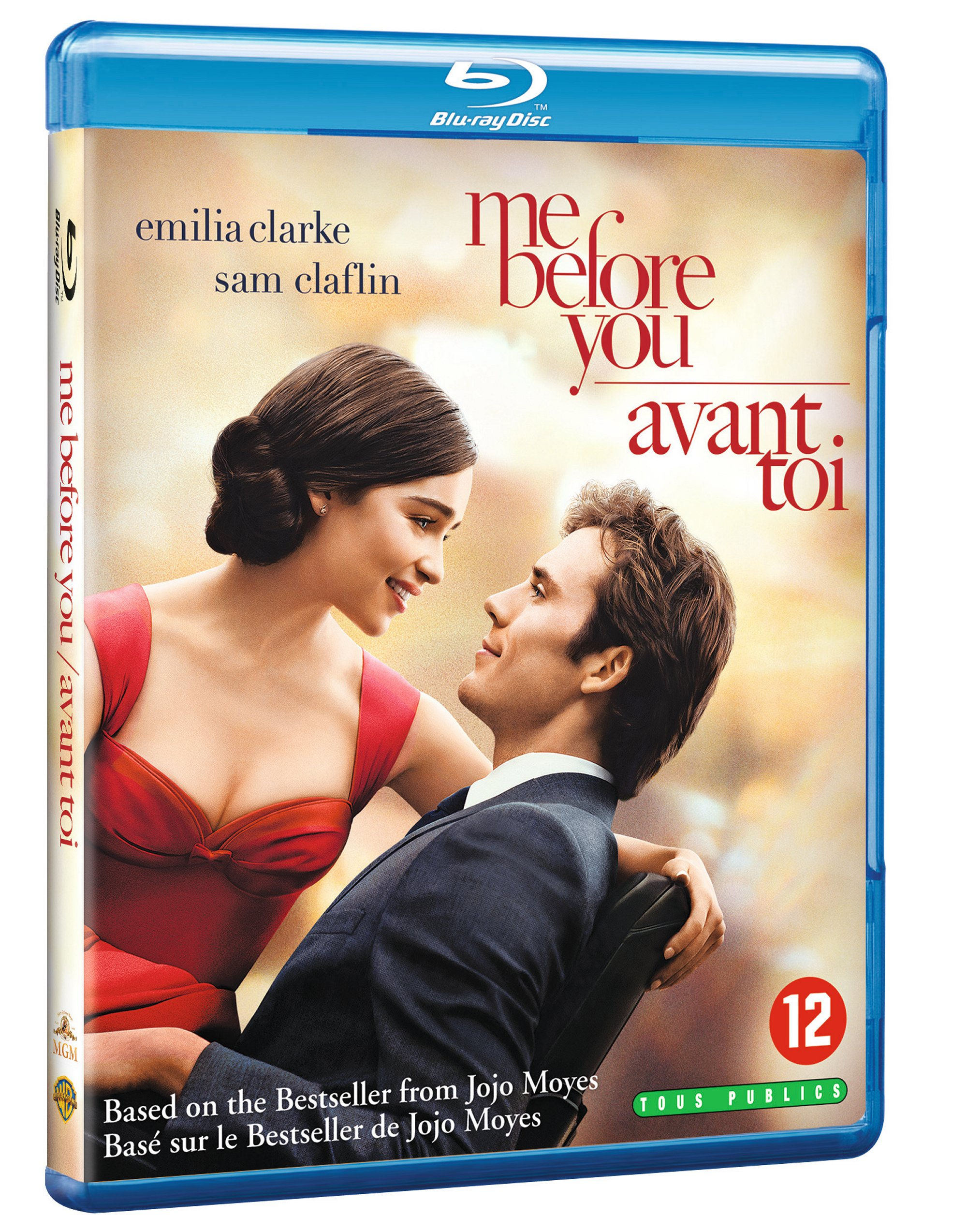 Me Before You 2016 Blu Ray Review De Filmblog