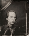 Nick Cave tin type high quality picture