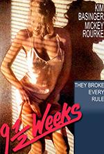 Nine 1/2 Weeks poster