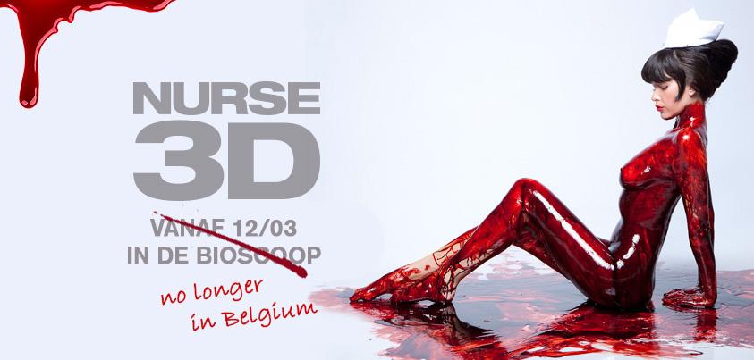 Nurse 3D banner