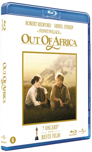 out of africa,sydney pollack,universal,meryl streep,klaus maria brandauer,robert redford,michael kitchen,lawrence of arabia,witness,the horse whisperer,the bridges of madison county,john barry,filmbespreking,review,preview,trailer