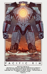 pacific rim alternative poster