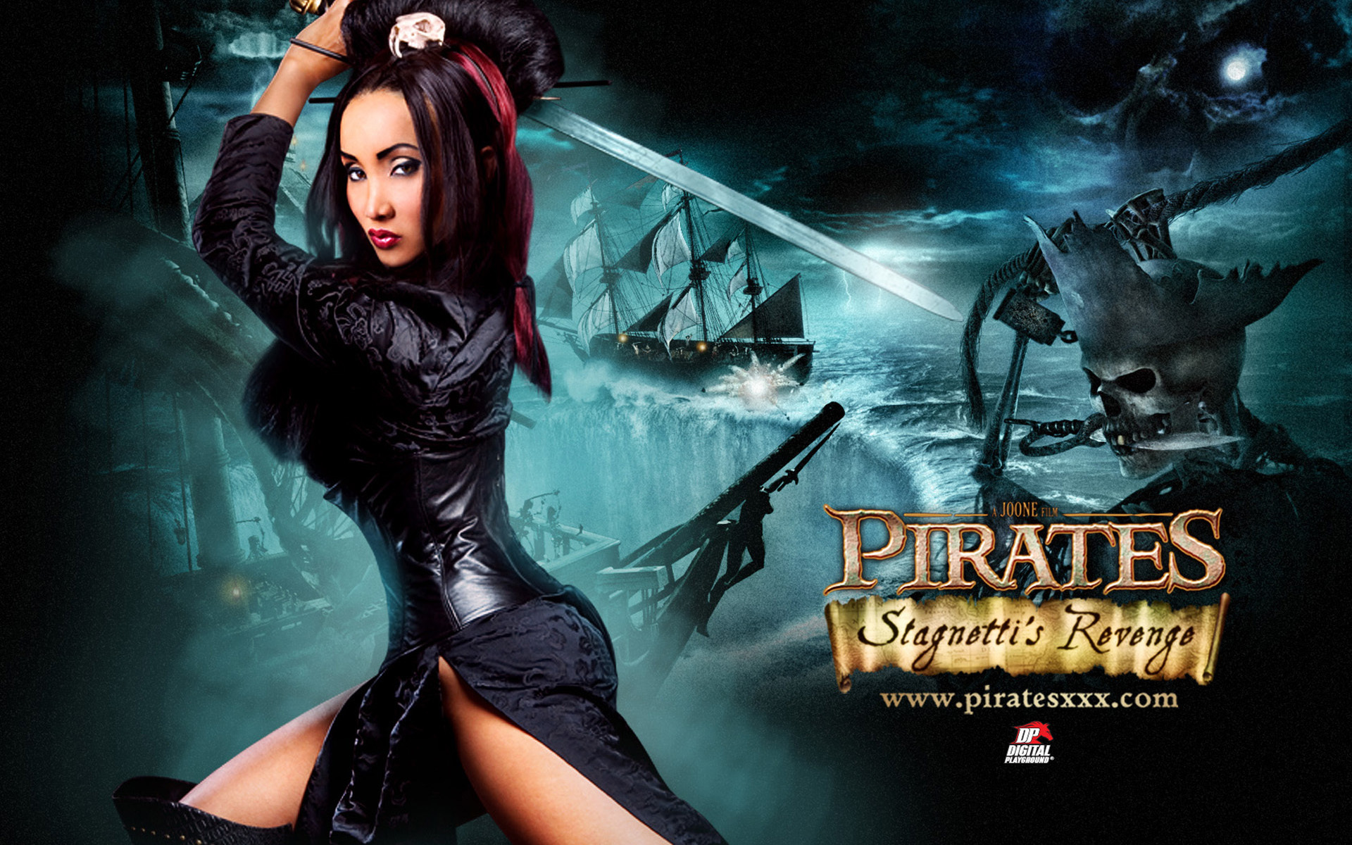 pirates of the caribbean full porn movie