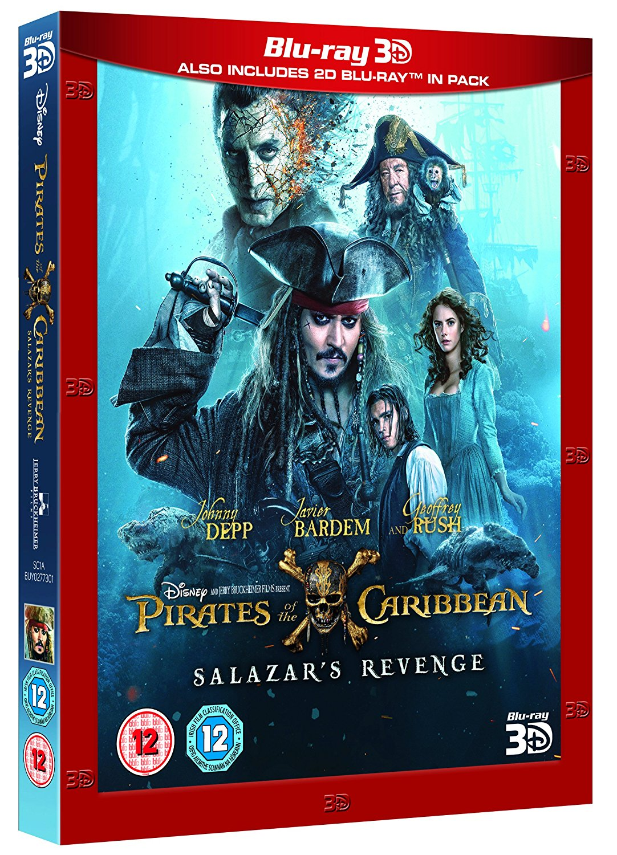 Pirates of the Caribbean Salazars Revenge review