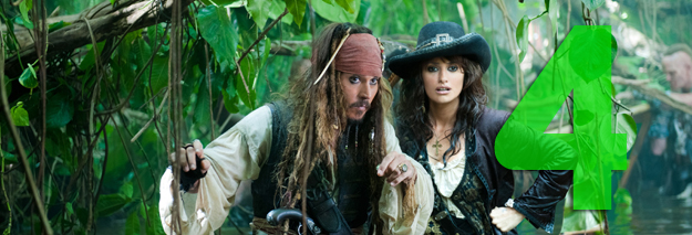 Pirates of the Caribbean: On Strangers Tides