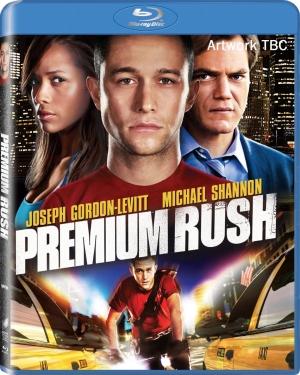 premium rush,joseph gordon-levitt,michael shannon,wolé parks,david koepp,dania ramirez,jamie chung,christopher place,blu-ray