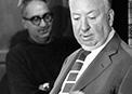 Saul Bass en Alfred Hitchcock