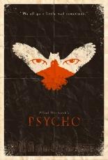 psycho,poster