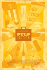 pulp fiction,poster