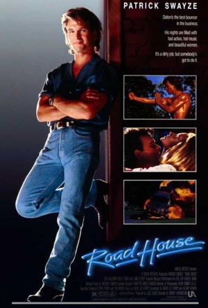 road house 1989 poster
