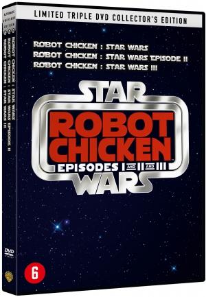 robot chicken,star wars,seth green,Zac Efron,Seth MacFarlane,Breckin Meyer,Carrie Fisher,Mark Hamill,George Lucas