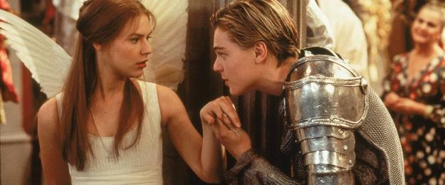 Claire Danes,Leonardo DiCaprio,romeo and juliet