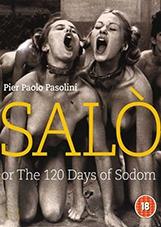 Pier Paolo Pasolini,salo poster