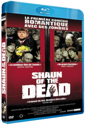 shaun of the dead blu-ray picture