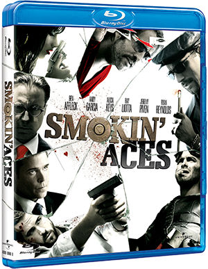 Smokin Aces blu-ray