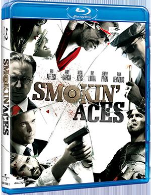 Smokin Aces blu-ray