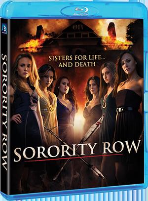 Sorority Row blu-ray cover