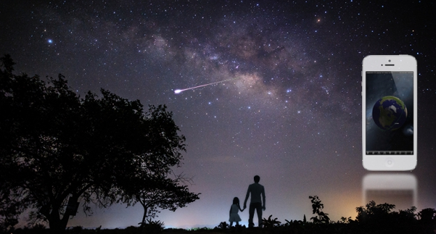 uitvaart in de ruimte via Space Elysium