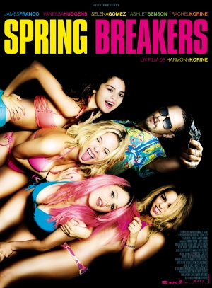 spring breakers,Harmony Korine,project x,Vanessa Hudgens,Rachel Korine,Selena Gomez,James Franco,Gimme Shelter,Machete Kills,High School Musical,Sucker Punch
