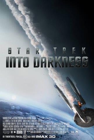 star trek into darkness 2013 character poster