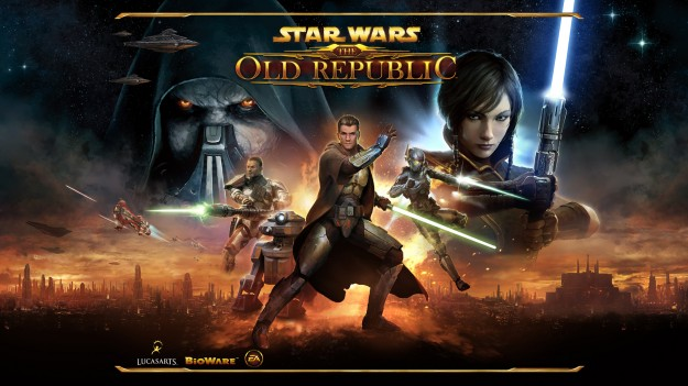 star wars,the old republic,george lucas,bioware,world of warcraft