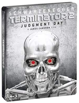 blu-ray,dvd,terminator 2,terminator,james cameron,linda hamilton,arnold schwarzenegger,the terminator,the sarah connor chronicles,robert patrick,science-fiction,cgi