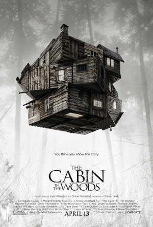 the cabin in the woods,joss whedon,the evil dead,cabin fever,drew goddard,cube,super 8,jesse williams,chris hemsworth,fran kranz,kristen connolly,anna hutchison,brian white,amy acker