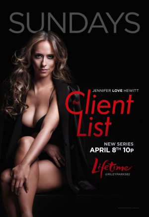 Jennifer Love Hewitt,The Client List,les infidèles,Lesley-Ann Poppe,Ghost Whisperer