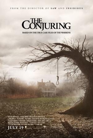 The Conjuring,james wan,Patrick Wilson,Vera Farmiga,Lili Taylor,Ron Livingston,horror,Carey Hayes,Chad Hayes,Insidious 2