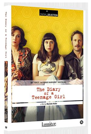 review,the diary of a teenage girl,marielle heller,phoebe gloeckner,bel lowly,kristen wiig,alexander skarsgard,christopher meloni,abigail wait
