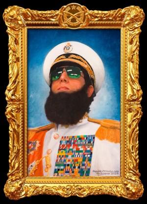 sacha baron cohen,the dictator,Ali G,borat,bruno,megan fox,Ben Kingsley,Kevin Corrigan,john c reilly,Anna Faris