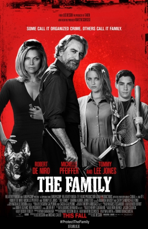 luc besson,the family,martin scorsese,robert de niro,michelle pfeiffer,thierry arbogast,tonino benacquista,michael caleo,dianna agron,vincent pastore,tommy lee jones,taken,angel-a,leon,charles band