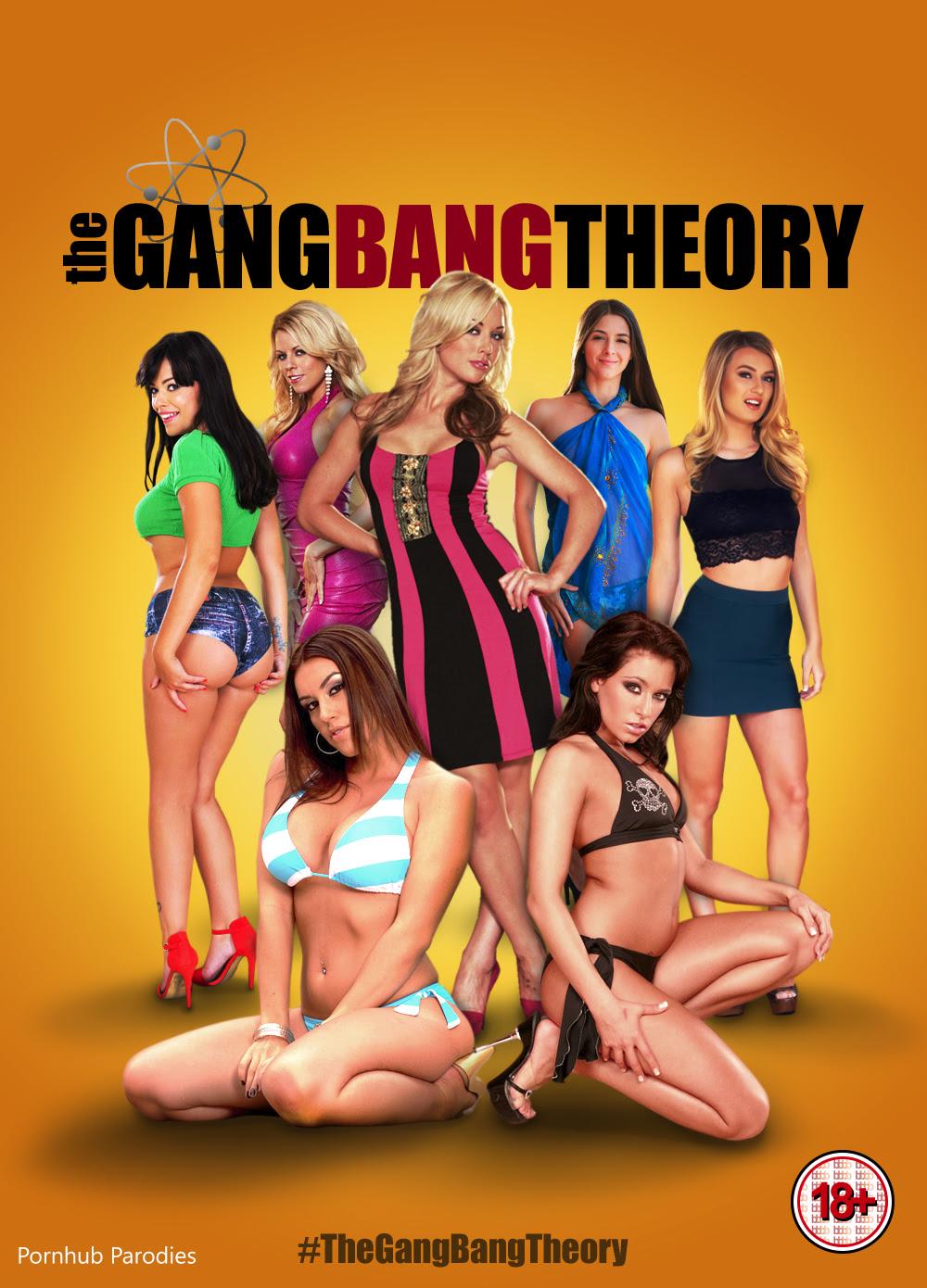 The big bang theory xxx
