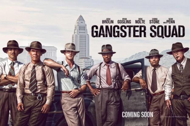 The Gangster Squad,The Untouchables,boardwalk empire,Sean Penn,Josh Brolin,Ryan Gosling,Zombieland,Zombieland 2,Mickey Cohen,Emma Stone,Nick Nolte,michael pena,Haley Strode,Robert Patrick
