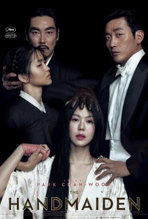 The Handmaiden,Chan-wook Park,Kim Tae-Ri,Jung-woo Ha,Min-hee Kim,Jin-woong Jo,Oldboy,Stoker,Chung-hoon Chung,Sarah Waters