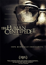 The Human Centipide,Tom Six,poster