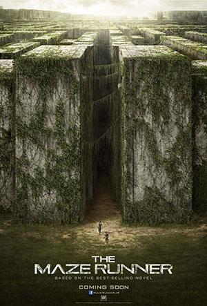 The Maze Runner poster 2014