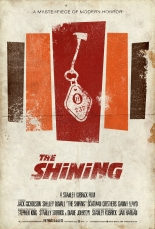 the shining,poster