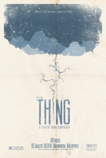 the thing,poster
