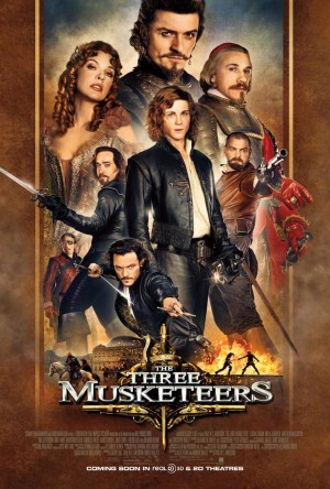 paul ws anderson,the three musketeers,logan lerman,christoph waltz,matthew macfadyen,ray stevenson,luke evans,milla jovovich,orlando bloom,mads mikkelsen,juno temple,sucker punch,richard lester,the man in the iron mask,stephen herek