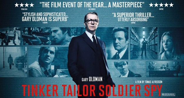 Tinker Tailor Soldier Spy,Tomas Alfredson,Let the Right One In,John le Carré,The Tailor of Panama,the constant gardener,Gary Oldman,john hurt,Mark Strong,Benedict Cumberbatch,Tom Hardy,Toby Jones,David Dencik,ciaran hinds,Colin Firth,Kathy Burke,Hoyte Van Hoytema,Alberto Iglesias,ian fleming,moneyball