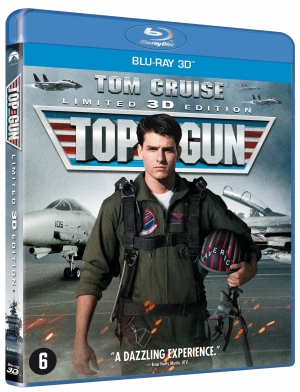 top gun 3d blu-ray limited edition