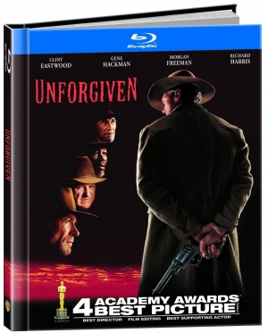 gene hackman,western,jaimz woolvett,morgan freeman,unforgiven,clint eastwood,jack n green,warner bros essentials
