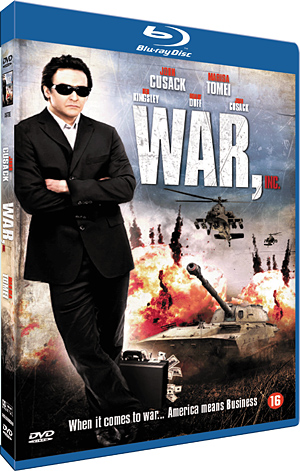 Blu-ray War Inc