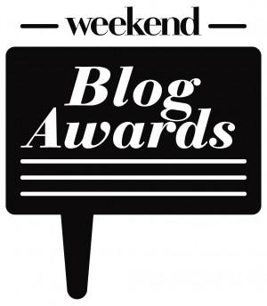 weekend blog award,de filmblog