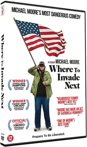 review,documentaire,michael moore,where to invade next