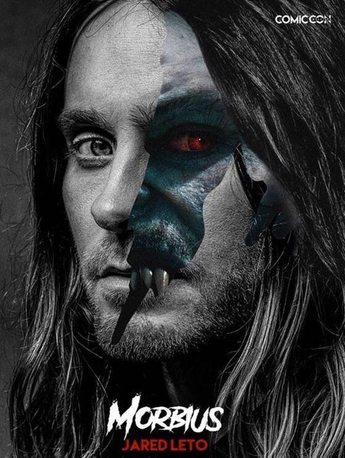 poster Morbius 2020